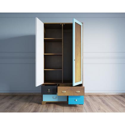 """Шкаф """"Aquarelle"""" с ящиками"""
