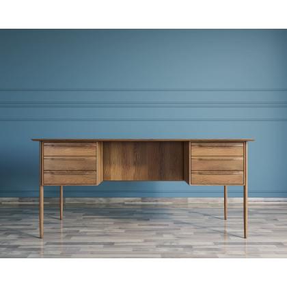 """Рабочий письменный стол""""Bruni"""" с ящиками"""
