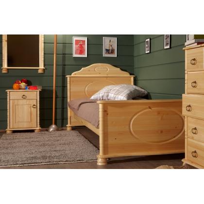 Кровать односпальная Айно