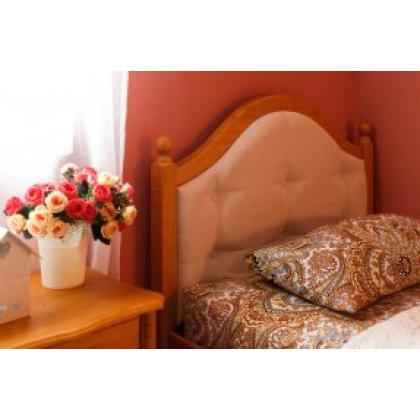 Кровать Кая 1 мягкая