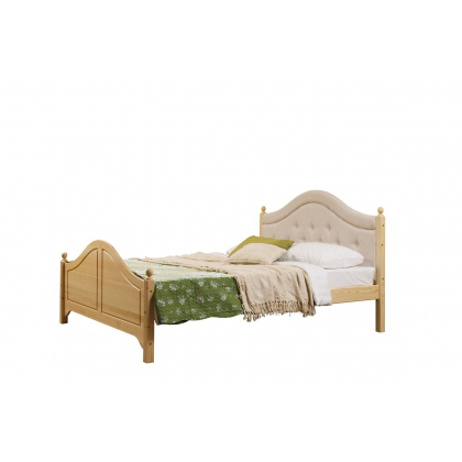 Кровать Кая 2 мягкая