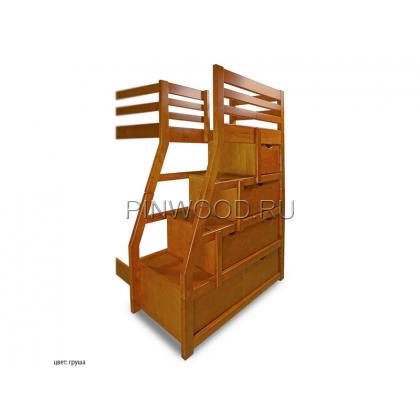 """Двухъярусная кровать """"Эрика-2"""""""