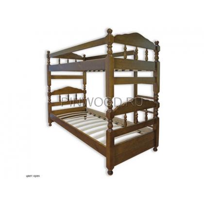 """Двухъярусная кровать """"Ниф-Ниф"""""""
