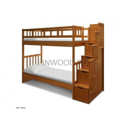 """Двухъярусная кровать """"Артек"""""""
