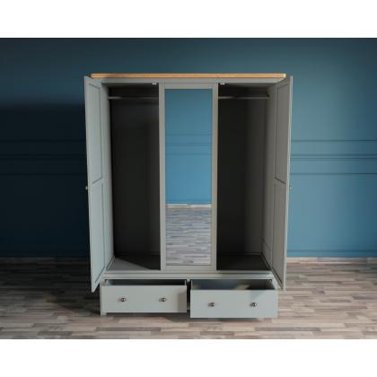 "Шкаф двустворчатый широкий ""Jules Verne"""