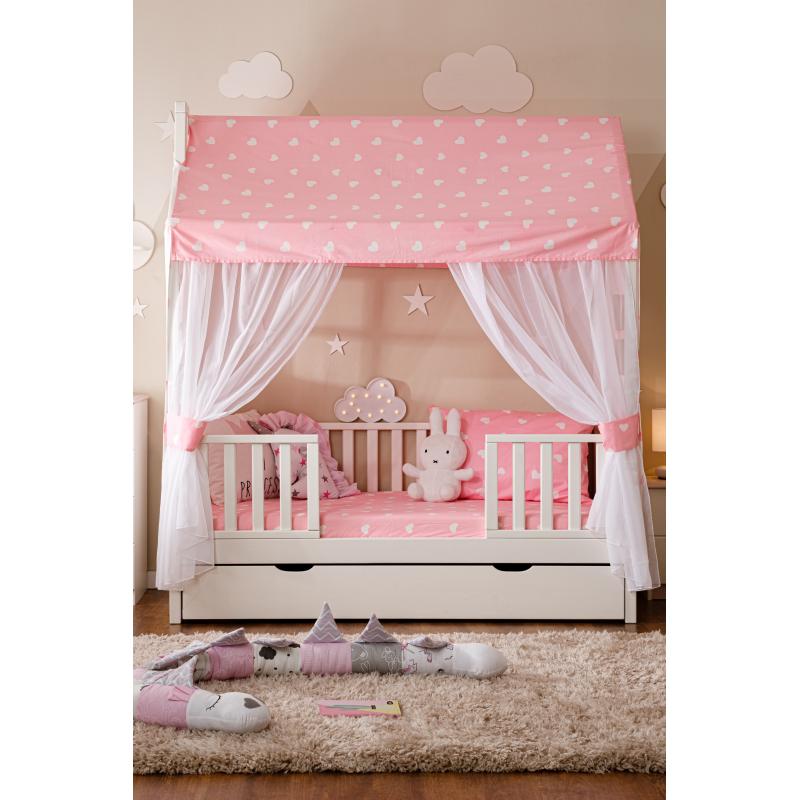 Кровать-домик Тимберика Кидс №11