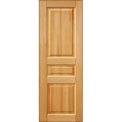 """Дверь сосна бессучковая модель """"Классик"""""""