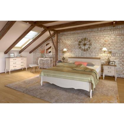 Кровать ЛЕБО без изножья