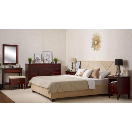 Кровать мягкая Дания №7
