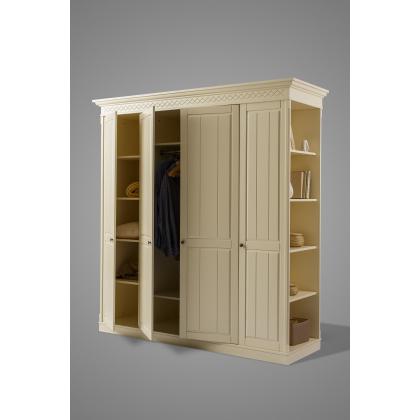 Шкаф Дания 4-створчатый №2