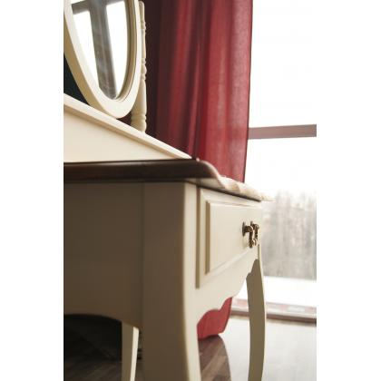 Туалетный столик Leontina с зеркалом