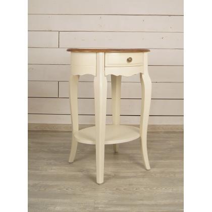 Овальный кофейный стол Leontina (Леонтина)