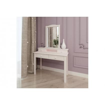 Стол туалетный Милано белый воск