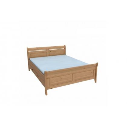 Кровать Бейли с ящиками 160х200 антик