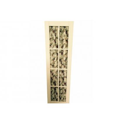 """Штора """"прованс"""" для стеклянных дверей шкафов коллекции Бейли"""