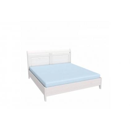 Кровать Бейли без изножья 180х200 белый воск