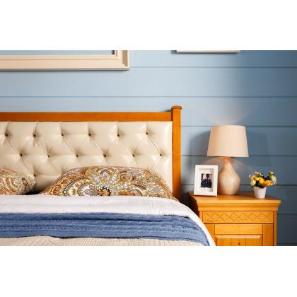 Кровать мягкая Дания 1 двуспальная