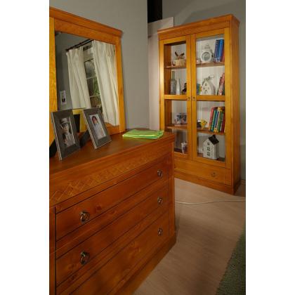 Шкаф книжный Дания