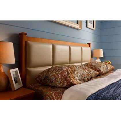 Кровать мягкая Дания 3 двуспальная