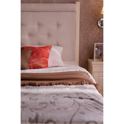 Кровать мягкая Дания 4 двуспальная