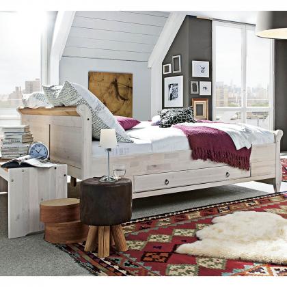 """Кровать """"Мальта"""" М-160 с ящиками"""