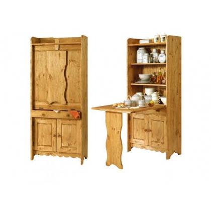 Шкаф-стол с откидывающейся крышкой TABBER (Cтол пастуха)