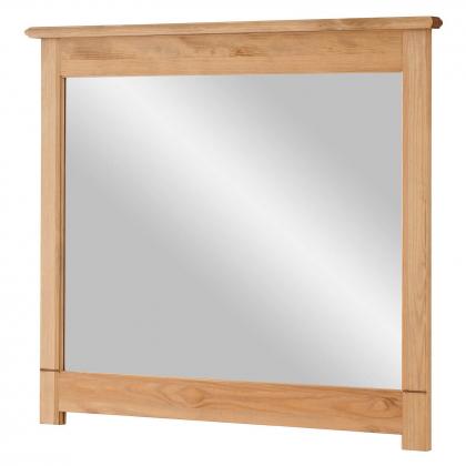 """Зеркало навесное в раме """"Рауна"""" (бейц/масло)"""
