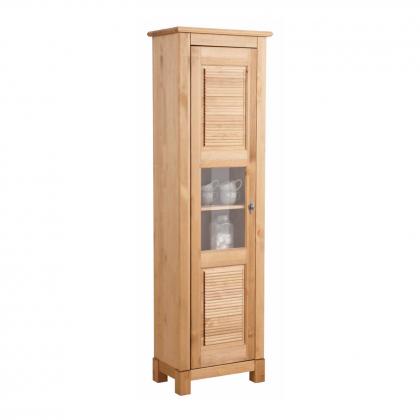 """Шкаф для посуды """"Рауна"""" 10 (бейц/масло)"""