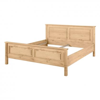 """Кровать """"Рауна"""" 160x200 (бейц/масло)"""