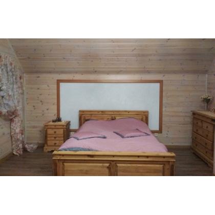 Кровать «Викинг 01» (180) 2-спальная