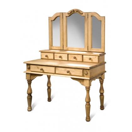 Стол туалетный «Викинг GL» с зеркалом