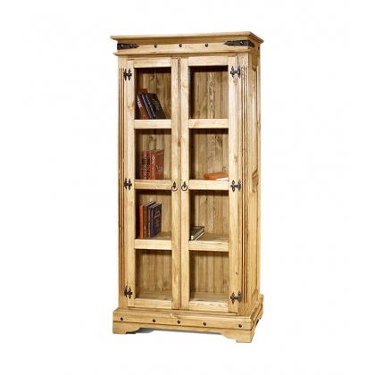 Шкаф-витрина «Викинг 03» для книг