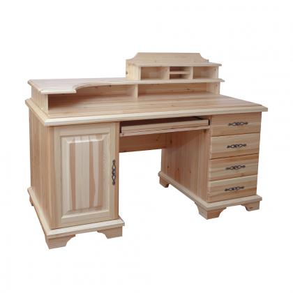 Конторка к 2-х тумбовому столу (Брусно)