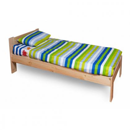Кровать односпальная Т-09 (Дачная Классика)