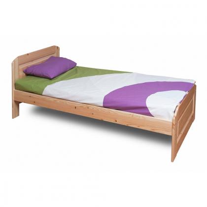 Кровать односпальная Наташа (Дачная классика)