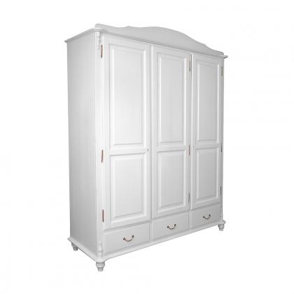 Шкаф 3-х створчатый с ящиками (Скандия)