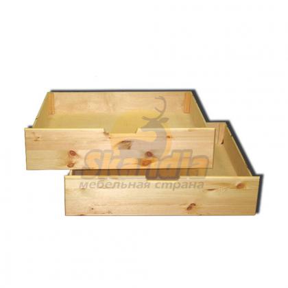 Ящик для белья к кровати (Дачная классика)