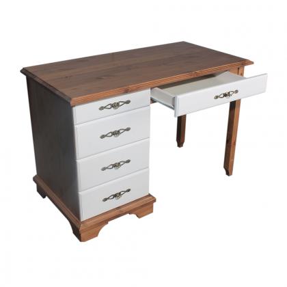 Стол письменный с 1 тумбой (Брусно)