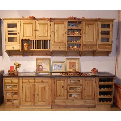 Кухня Волшебная Сосна