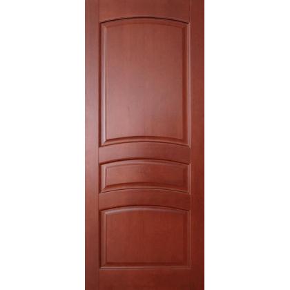 Межкомнатная дверь Вероника М16, глухая, цвет Мак, массив сосны - с сучками