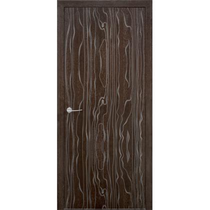 Межкомнатная дверь из дуба AQUA