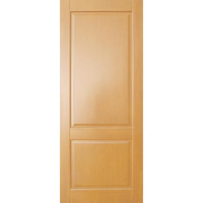 Межкомнатная дверь Елена М13, глухая, цвет 5% орех, массив сосны